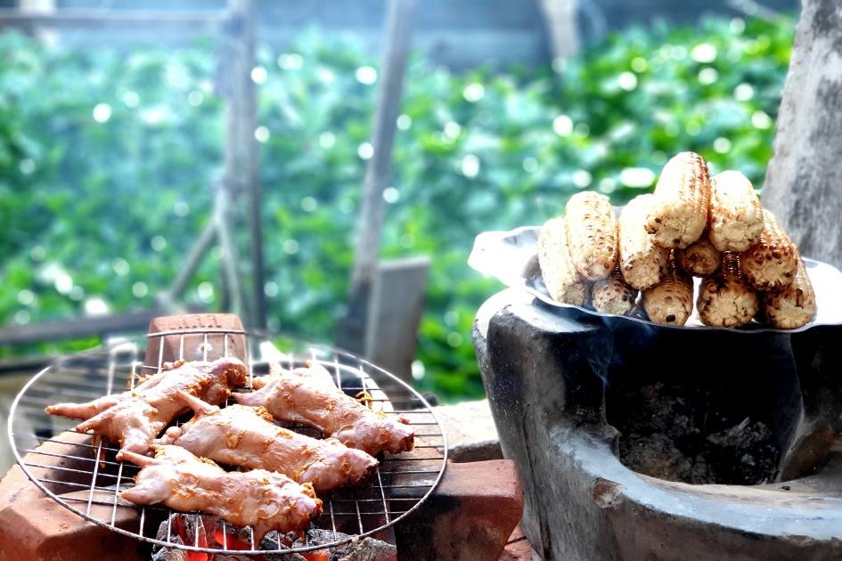 Ẩm thực Tây Nam Bộ - Những món ăn dẫn dã làm say mê thực khách