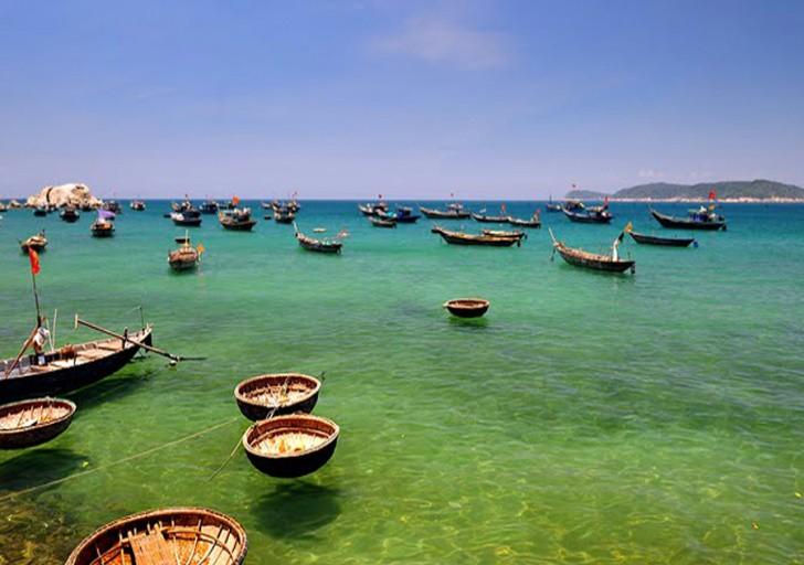 Du lịch miền Trung - Hoang sơ Cù Lao Chàm