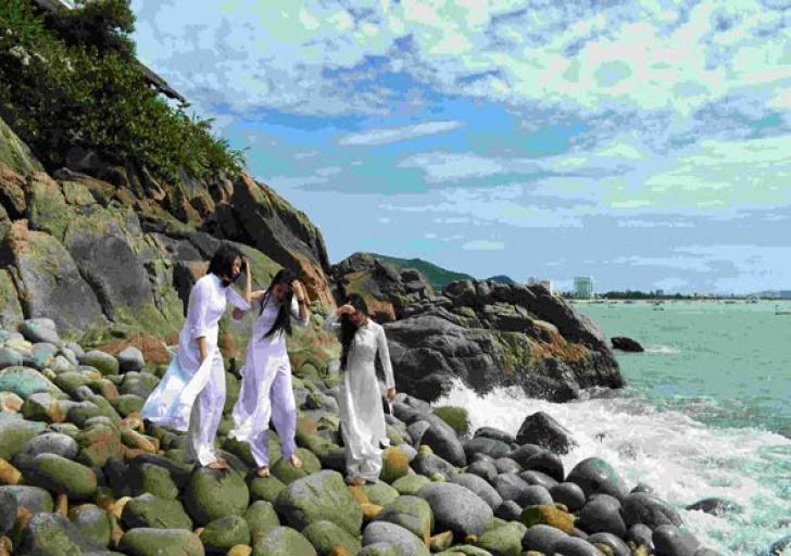 Du lịch Quy Nhơn - Phố biển yên bình