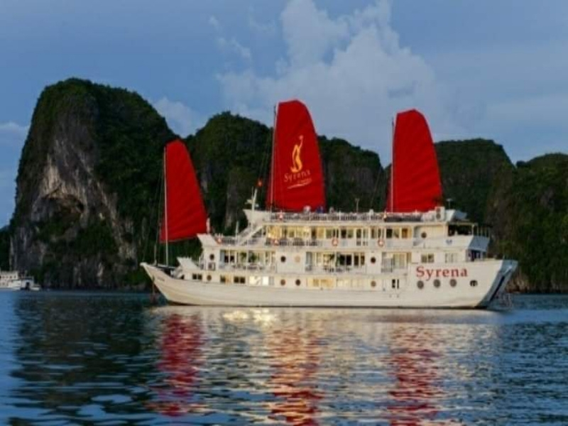 HA NOI-HA LONG BAY 5 DAY (overnight on cruise)