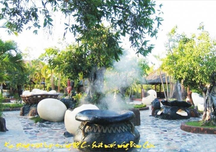 Du lịch Suối khoáng nóng Minera 2 ngày